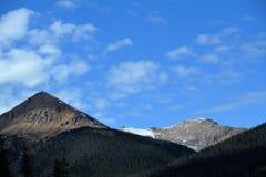 βουνά του Κολοράντο Στοκ εικόνες με δικαίωμα ελεύθερης χρήσης