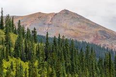 Βουνά του Κολοράντο elmo του ST Στοκ φωτογραφίες με δικαίωμα ελεύθερης χρήσης