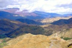 βουνά του Μαρόκου στοκ φωτογραφία