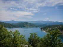 Βουνά του Μαυροβουνίου Στοκ φωτογραφία με δικαίωμα ελεύθερης χρήσης