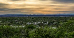 Βουνά του Μεξικού Στοκ εικόνα με δικαίωμα ελεύθερης χρήσης