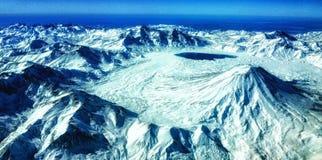 Βουνά των Άνδεων, Αργεντινή Χιλή Στοκ φωτογραφία με δικαίωμα ελεύθερης χρήσης