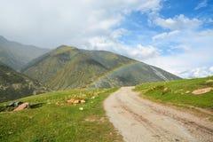 Βουνά φαραγγιών του Gregory Στοκ εικόνα με δικαίωμα ελεύθερης χρήσης