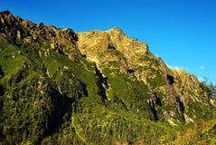 βουνά φεγγαριών Στοκ εικόνες με δικαίωμα ελεύθερης χρήσης