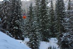 Βουνά - φύση Στοκ εικόνα με δικαίωμα ελεύθερης χρήσης