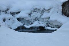Βουνά - φύση Στοκ Εικόνα