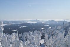 βουνά Στοκ Εικόνα