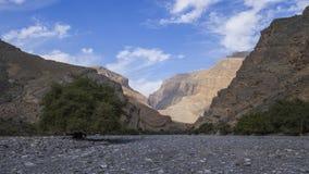 Βουνά Al Hajar στο Ομάν - βίντεο χρονικού σφάλματος φιλμ μικρού μήκους