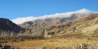 Βουνά Alborz στοκ εικόνα με δικαίωμα ελεύθερης χρήσης