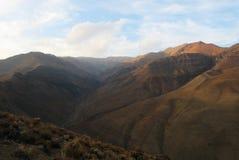 Βουνά Alborz στοκ εικόνες