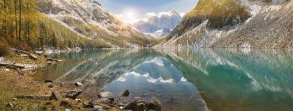 Βουνά Altai, Ρωσία, Σιβηρία Στοκ φωτογραφίες με δικαίωμα ελεύθερης χρήσης