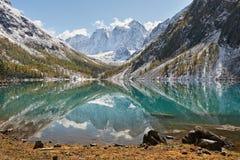 Βουνά Altai, Ρωσία, Σιβηρία Στοκ φωτογραφία με δικαίωμα ελεύθερης χρήσης