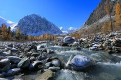 Βουνά Altai στοκ φωτογραφίες