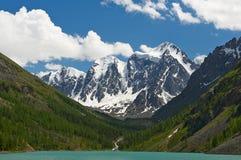 Βουνά Altai Στοκ φωτογραφίες με δικαίωμα ελεύθερης χρήσης