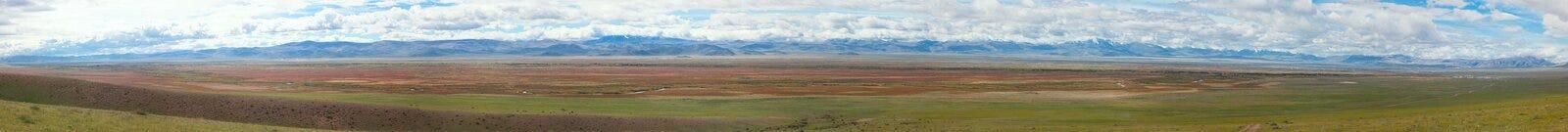 Βουνά Altai Στοκ εικόνα με δικαίωμα ελεύθερης χρήσης