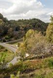 Βουνά Aquitaine Γαλλία στοκ φωτογραφία με δικαίωμα ελεύθερης χρήσης