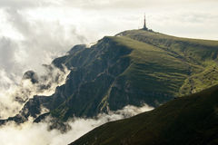 Βουνά Bucegi Στοκ εικόνα με δικαίωμα ελεύθερης χρήσης