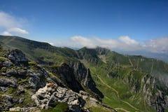 Βουνά Bucegi Στοκ Φωτογραφίες