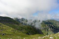 Βουνά Bucegi Στοκ Φωτογραφία