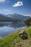 Βουνά, Buena Vista, κοβάλτιο Στοκ εικόνες με δικαίωμα ελεύθερης χρήσης