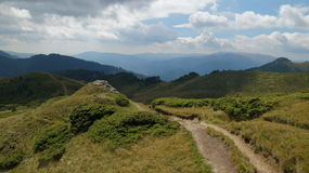 Βουνά Ciucas στη Ρουμανία 19 Στοκ εικόνα με δικαίωμα ελεύθερης χρήσης