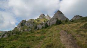 Βουνά Ciucas στη Ρουμανία 5 Στοκ εικόνα με δικαίωμα ελεύθερης χρήσης