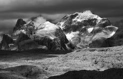 Βουνά Dolomiti Στοκ φωτογραφία με δικαίωμα ελεύθερης χρήσης