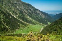 Βουνά Fagaras Στοκ φωτογραφίες με δικαίωμα ελεύθερης χρήσης