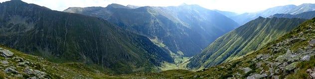 Βουνά Fagaras Στοκ Εικόνες