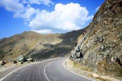 Βουνά Fagaras Στοκ εικόνα με δικαίωμα ελεύθερης χρήσης