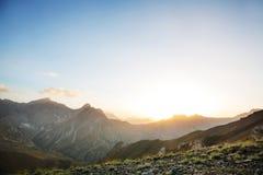 Βουνά Fann Στοκ εικόνα με δικαίωμα ελεύθερης χρήσης