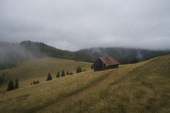 Βουνά Gorce Στοκ Εικόνα