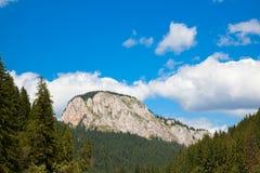 βουνά hasmas στοκ φωτογραφία