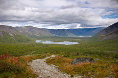 Βουνά Hibiny Στοκ φωτογραφία με δικαίωμα ελεύθερης χρήσης
