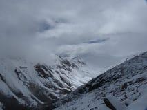 Βουνά Himalai Στοκ εικόνα με δικαίωμα ελεύθερης χρήσης