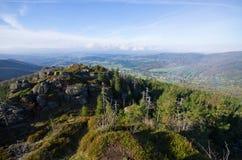 Βουνά Jizera, Τσεχία στοκ φωτογραφία με δικαίωμα ελεύθερης χρήσης