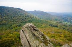 Βουνά Jizera, Τσεχία στοκ εικόνα με δικαίωμα ελεύθερης χρήσης