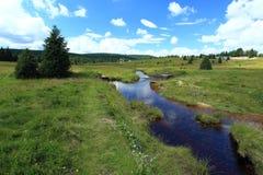 Βουνά Jizera Στοκ εικόνα με δικαίωμα ελεύθερης χρήσης