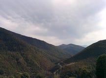 Βουνά Masalli Στοκ εικόνες με δικαίωμα ελεύθερης χρήσης