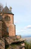 βουνά Odile ST Vosges μονών mont στοκ εικόνα