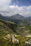 βουνά retezat Στοκ Φωτογραφία
