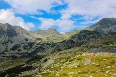 Βουνά Retezat Στοκ Φωτογραφίες