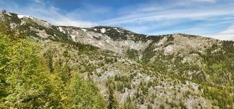 βουνά retezat Στοκ εικόνες με δικαίωμα ελεύθερης χρήσης