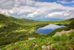 Βουνά Rila Στοκ Φωτογραφίες
