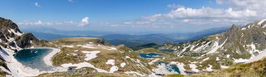 Βουνά Rila Στοκ εικόνες με δικαίωμα ελεύθερης χρήσης