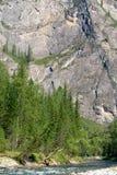 βουνά sayan Στοκ Εικόνες