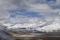 Βουνά Sibillini Στοκ Εικόνες