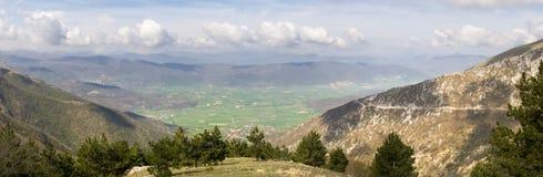 Βουνά Sibillini Στοκ Φωτογραφία