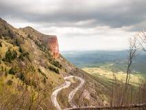 Βουνά Sibillini Στοκ φωτογραφία με δικαίωμα ελεύθερης χρήσης