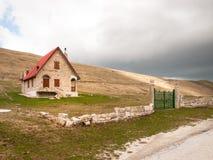 Βουνά Sibillini Στοκ εικόνα με δικαίωμα ελεύθερης χρήσης